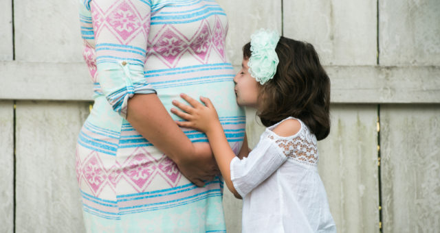Maternity Photography   The C Family   Rehoboth Beach, DE
