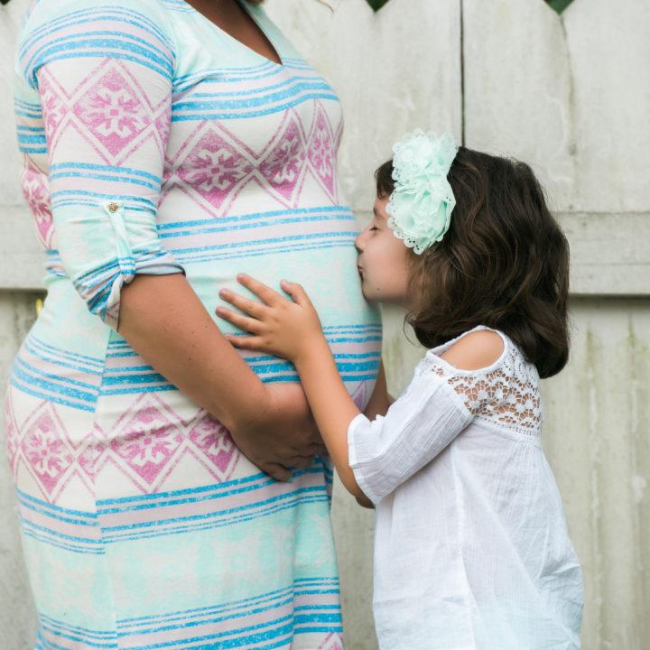 Maternity Photography | The C Family | Rehoboth Beach, DE