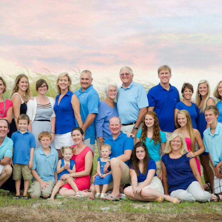 Family Photographer: Saving Memories