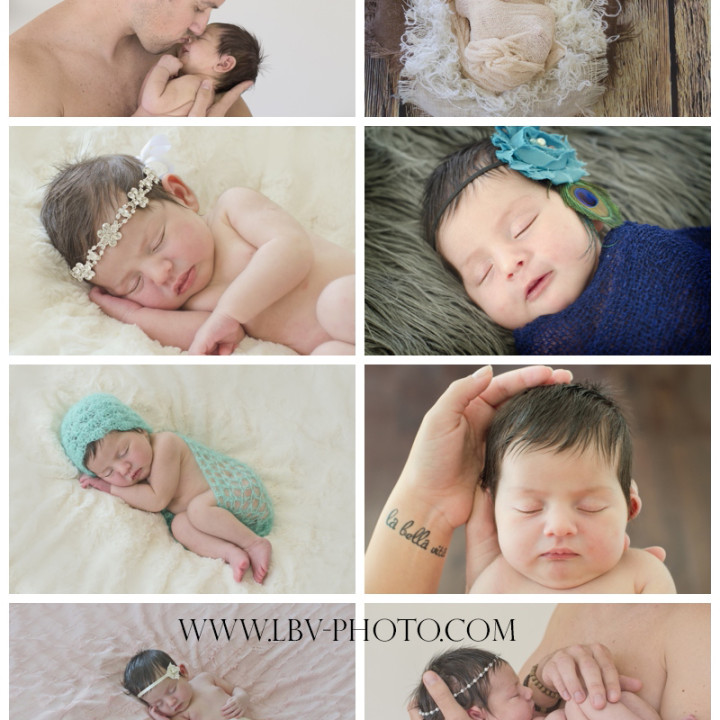 Newborn Photography Wilmington DE - Baby A
