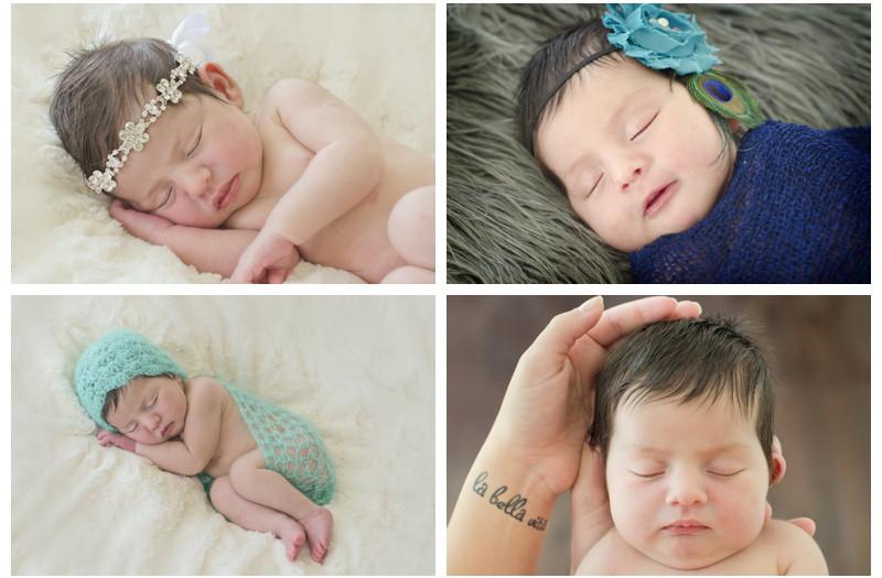 Newborn Photography Wilmington DE - Baby A