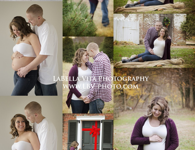 Maternity Photography Middletown, Delaware Savanna and Kyle