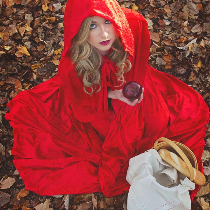 Dark Fairy Tale- Little Red Riding Hood