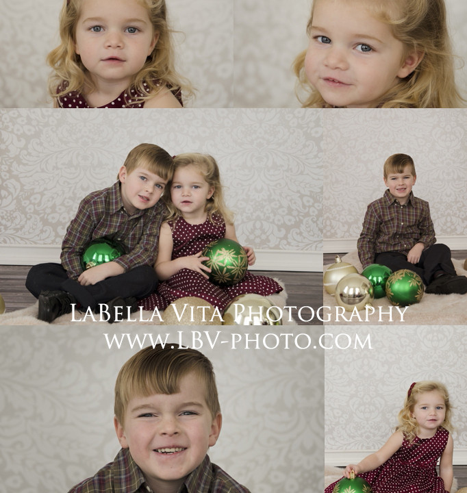 Child Photography - Christmas Mini Session- Elkton, Md The T Family