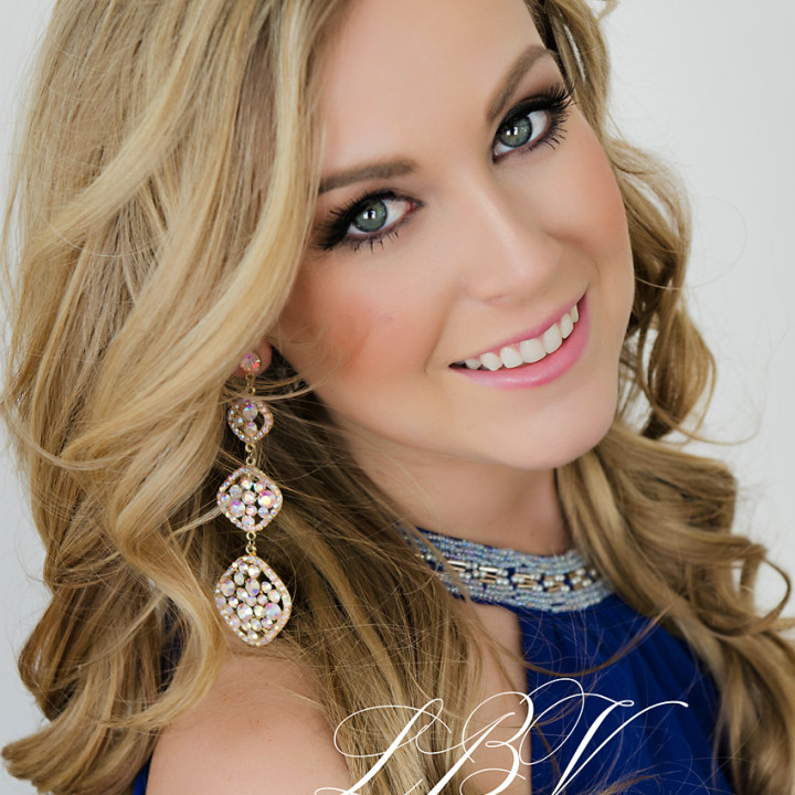 Pageant Headshots Miss Delaware United States Taylor Demario