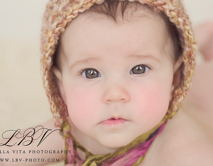 Child Photography | Wilmington, DE | Kinley 4 month shoot