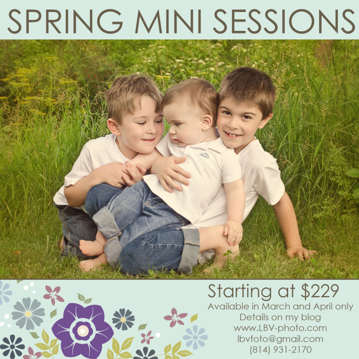 Child Photography | Spring/Easter Mini Sessions | Middletown, DE