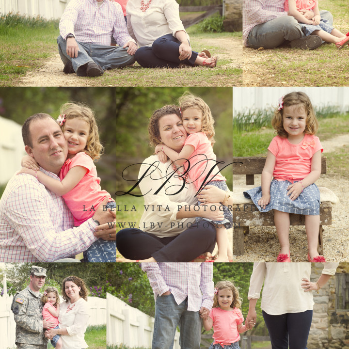 Family Photography |Dover, DE | The Cross Family