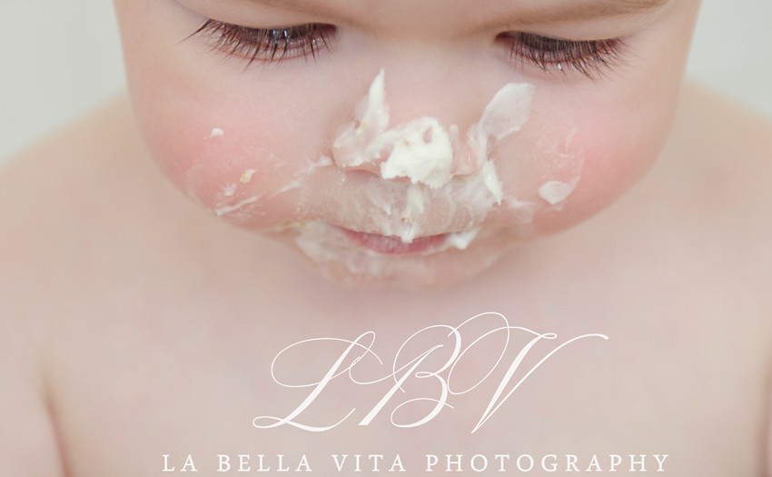 Cake Smash Photography | Middletown, DE | Joey