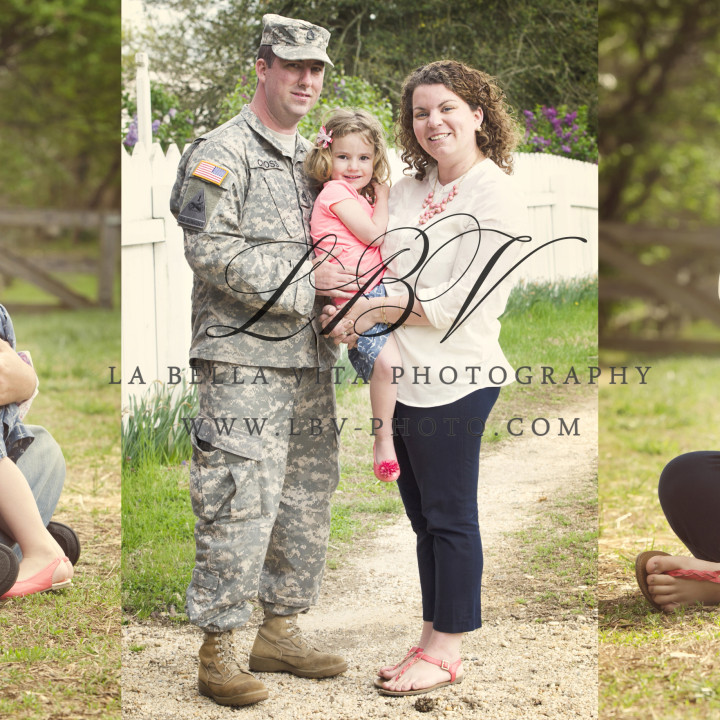 Annual Give back to the troops mini session Give away | LaBella Vita Photography | Wilmington, DE | Rehoboth Beach, De