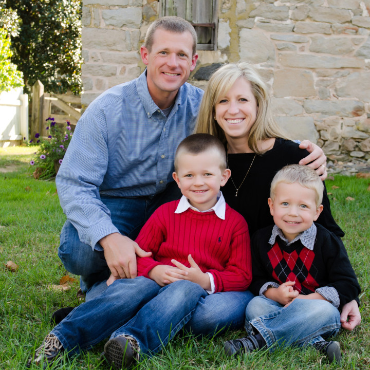 Family Photography | Wilmington, DE | The Bailey Family