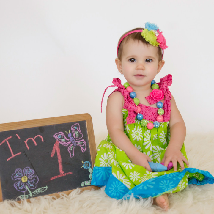 Cake Smash Photography | Middletown, DE | Wilmington, DE |Kinley H.