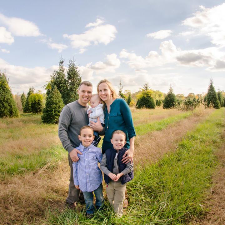 Family Photography   Newark, DE   The B Family