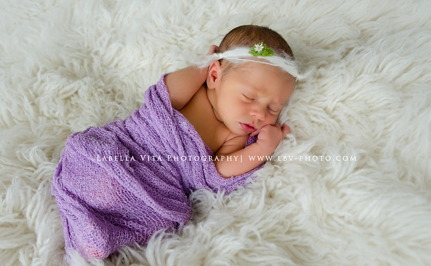 Newborn Photography |Milford, DE | Baby L