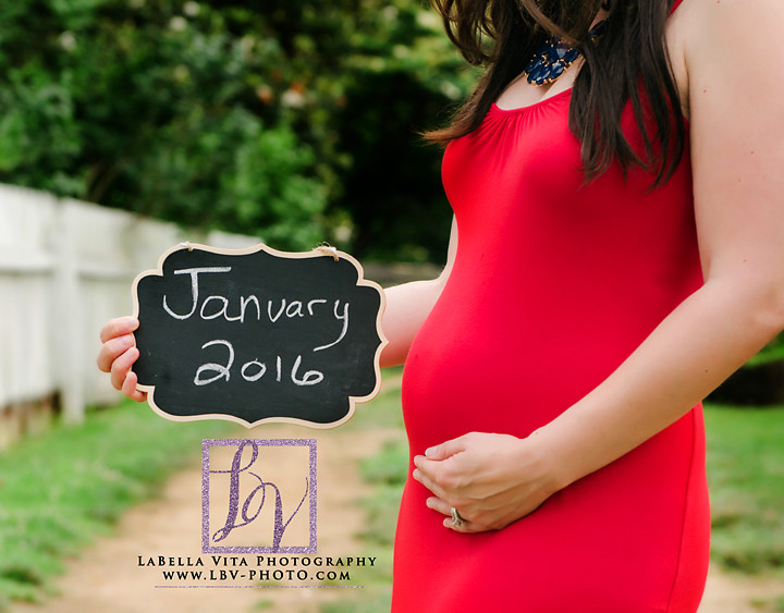Pregnancy Reveal   Middletown, DE   The S Family