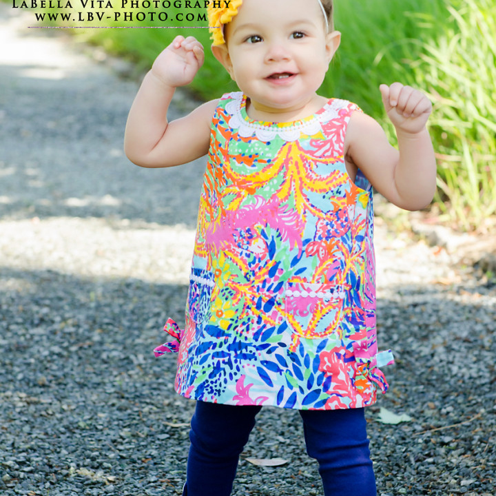 Child photography | Rehoboth Beach, DE | Baby A.