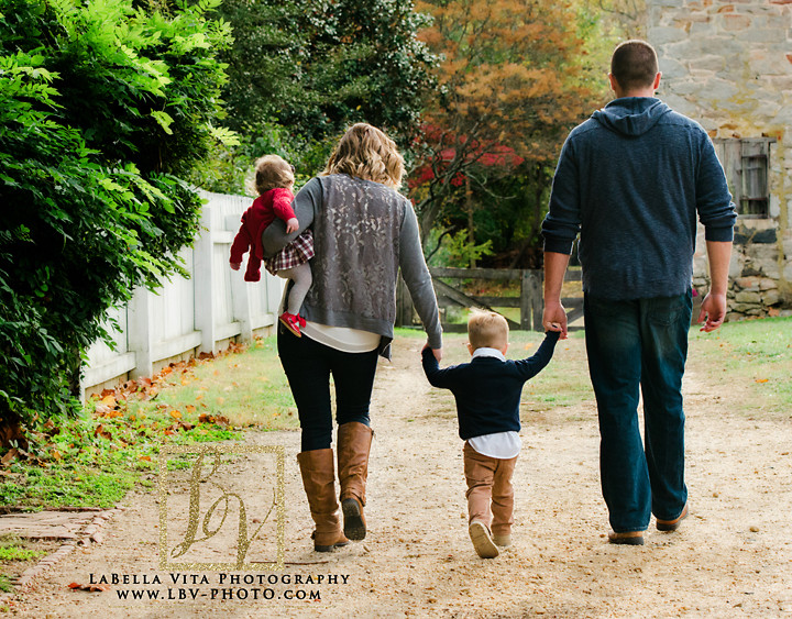 Family Photography | The B Family | Hockessin, DE