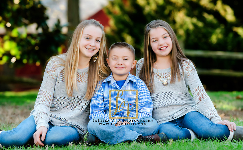 Family Photography | The M Family | Townsend, DE