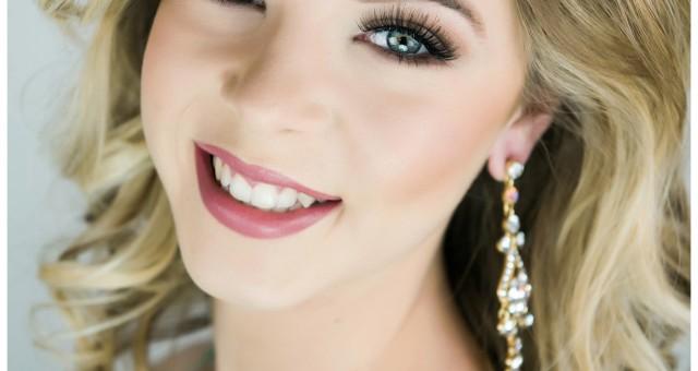 Miss Susquehanna Valley's Outstanding Teen | Morgan Harrar | Pageant Headshot