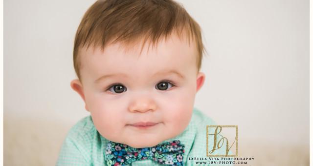 Baby R 9 months | Child Photography | Newark, DE