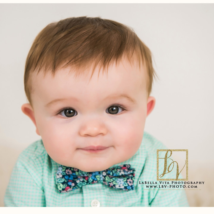 Baby R 9 months | Child Photography | Newark, DE