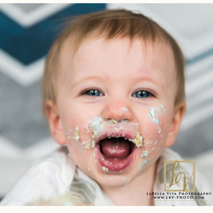 Baby C 1 year cake smash | Middletown, DE