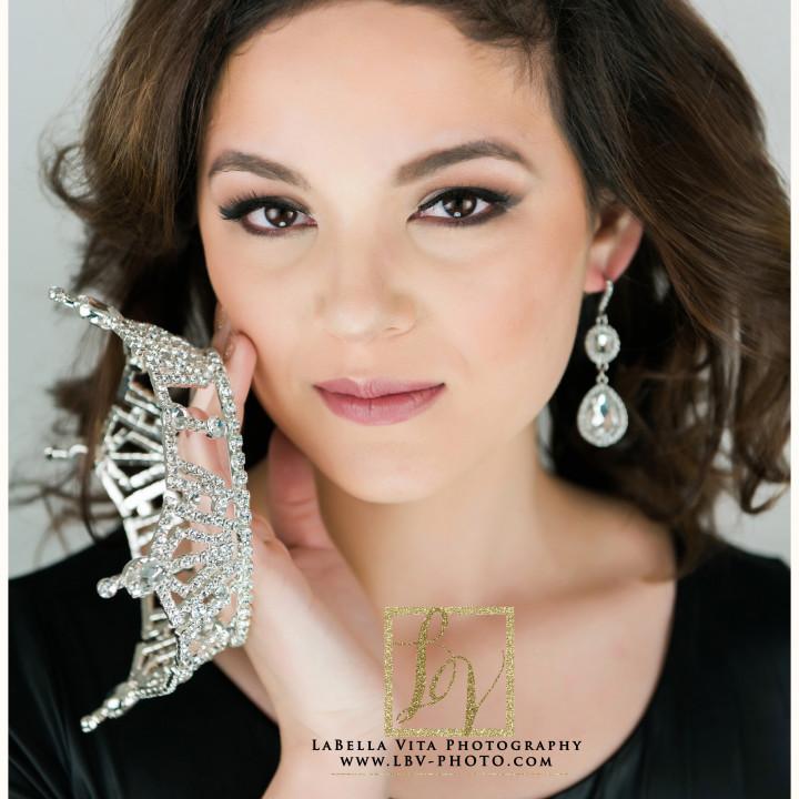 Rebecca Gasperetti Miss Milford America 2016 | Headshot Photography | Milford, DE