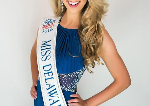 Ashley Swanson | Miss Delaware's Outstanding Teen 2016