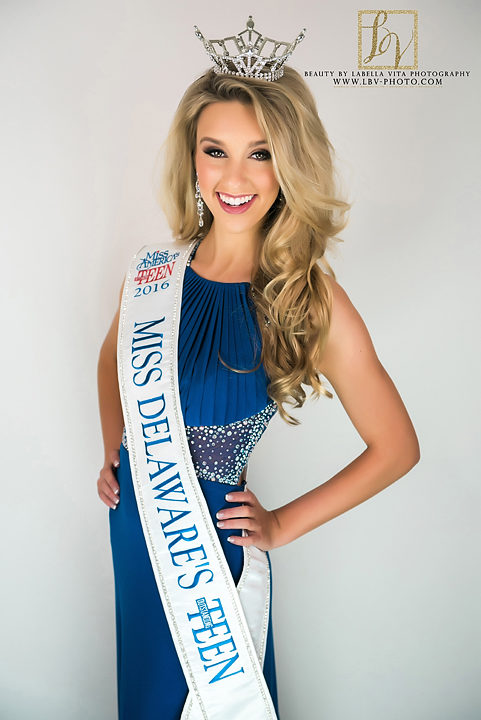 Ashley Swanson | Miss Delaware's Outstanding Teen 2016