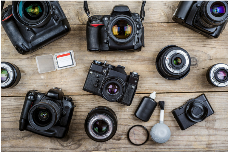 Are you in the market for a new camera?