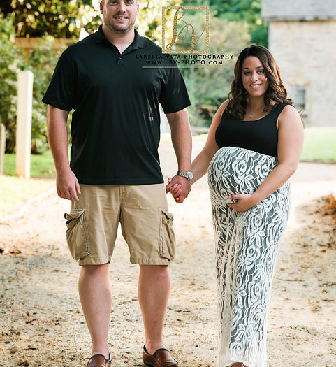 Maternity Photography | Lewes, DE | The B Family