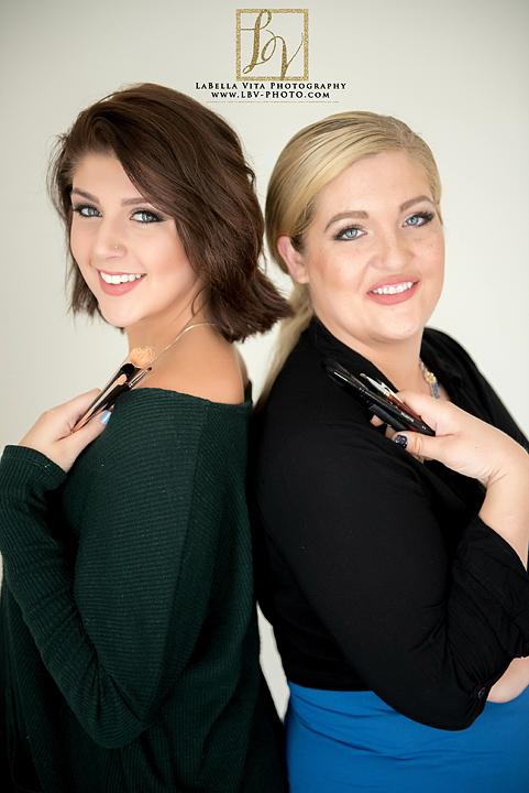 Meet your Make up artists!