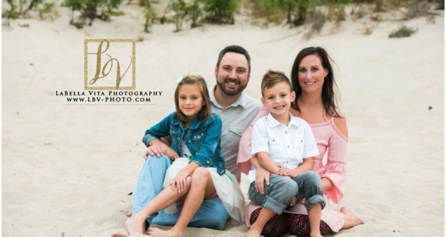 Beach Photography | Lewes, DE | The W Family