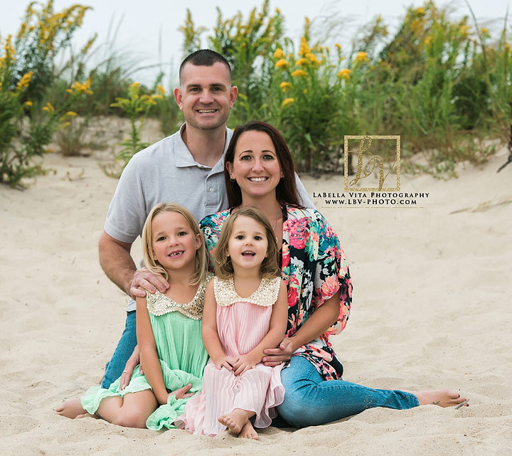 Beach Photography | Lewes, DE | The H family