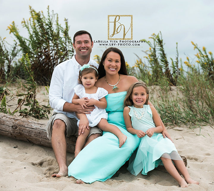 Beach Photography | Lewes, DE | The B Family