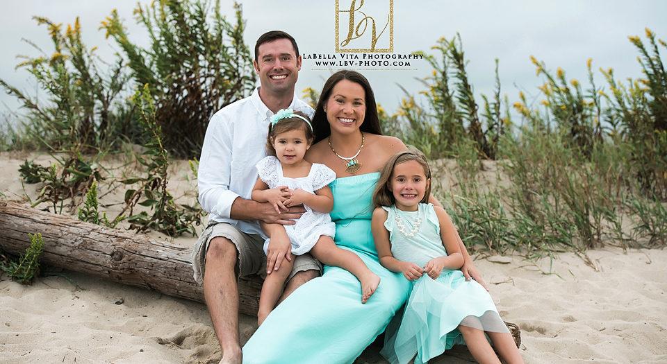 Beach Photography | Lewes, DE | The B Family