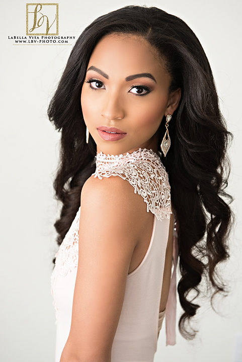 Miss Delaware 2017 Chelsea Bruce | Headshot Photography